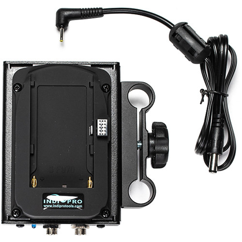 IndiPRO Tools Dual Sony L-Series Power System for Blackmagic Pocket Camera