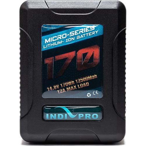 IndiPRO Tools Micro-Series GoldMount Li-Ion Battery (170Wh)