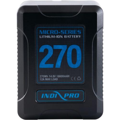 IndiPRO Tools Micro-Series GoldMount Li-Ion Battery (270Wh)