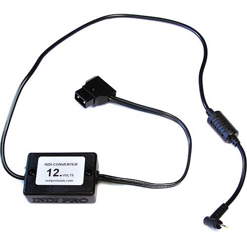 "IndiPRO Tools 12V D-Tap to Blackmagic Pocket Cinema Camera Power Converter (30"")"