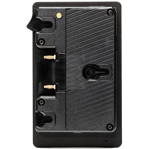 IndiPRO Tools Gold Mount to V-Mount Battery Plate Converter