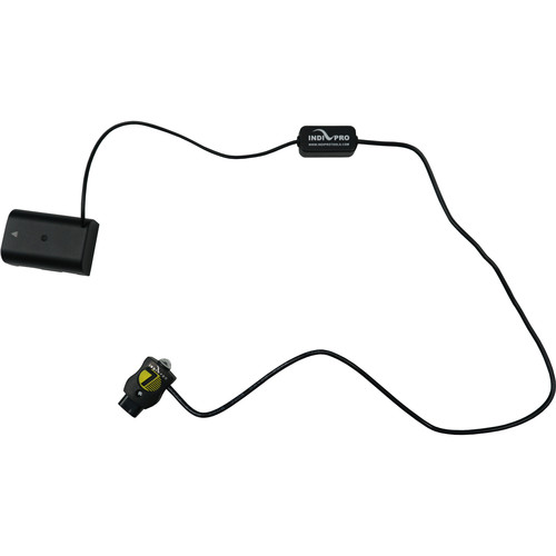 IndiPRO Tools SAFETAP to Panasonic DMW-BLF19 Regulated Dummy Battery Cable