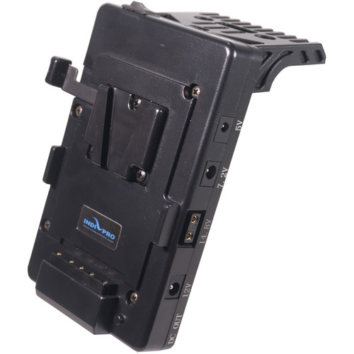 IndiPRO Tools V-Mount Battery Plate for Sony FS7
