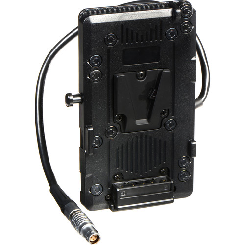 IndiPRO Tools V-Mount Plate for Canon C300 Mark II with 4-Pin Connector Cable