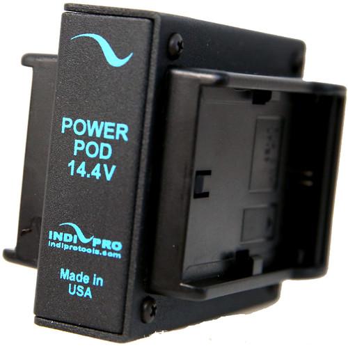 IndiPRO Tools POWER POD Dual LP-E6 Universal Power System (14.4V)