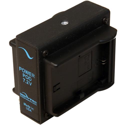 IndiPRO Tools POWER POD Dual LP-E6 Universal Power System (7.2V)