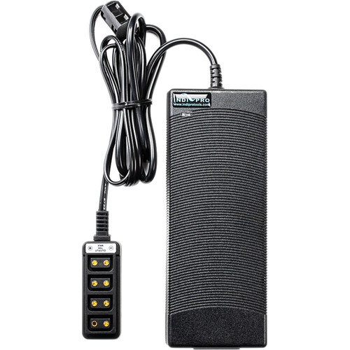 IndiPRO Tools 12V Power Supply with 4 D-Tap Outputs