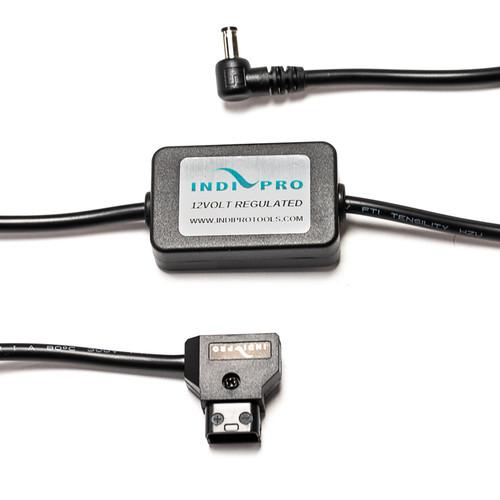 """IndiPRO Tools 12V D-Tap to Blackmagic Mini Converter Power Converter (24"""")"""