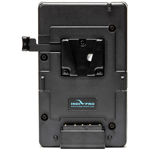 IndiPRO Tools V-Mount to Gold Mount Battery Plate Converter