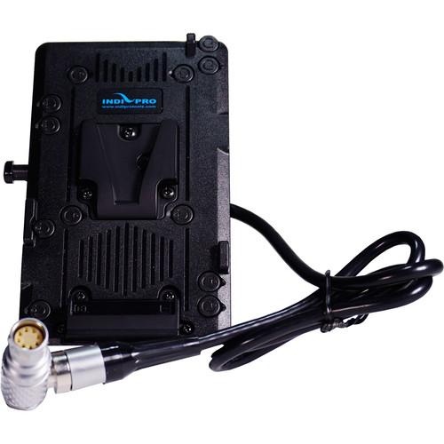 IndiPRO Tools V-Mount Battery Plate for ARRI ALEXA Mini Camera
