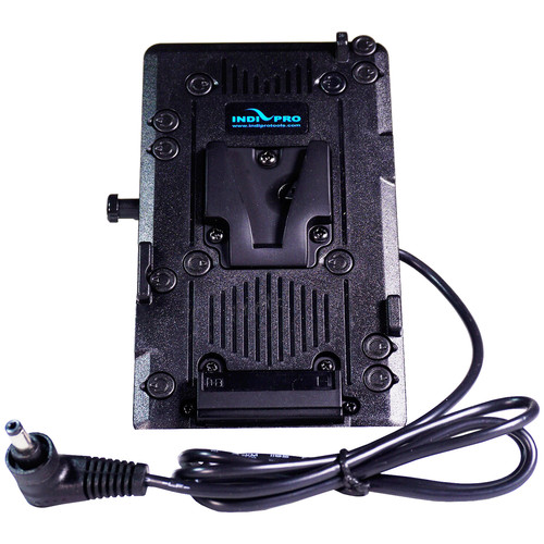 IndiPRO Tools V-Mount Battery Plate For Canon C100/C300/C500