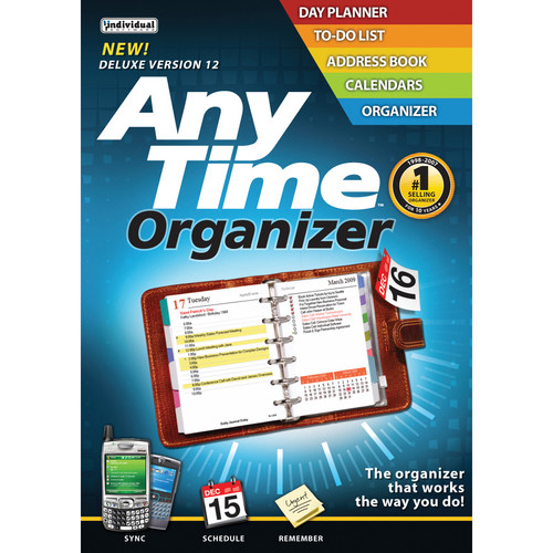 Individual Software Anytime Organizer 12 (Download)