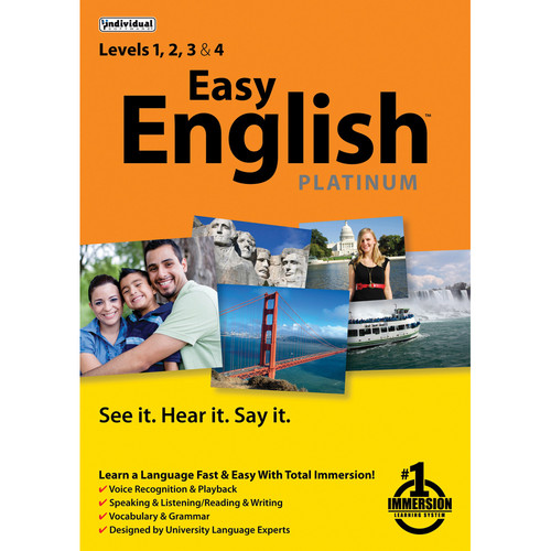Individual Software Easy English Platinum (Download)
