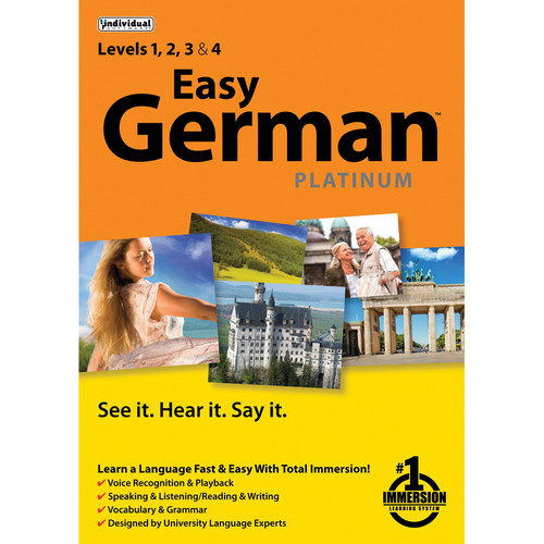 Individual Software Easy German Platinum (Download)