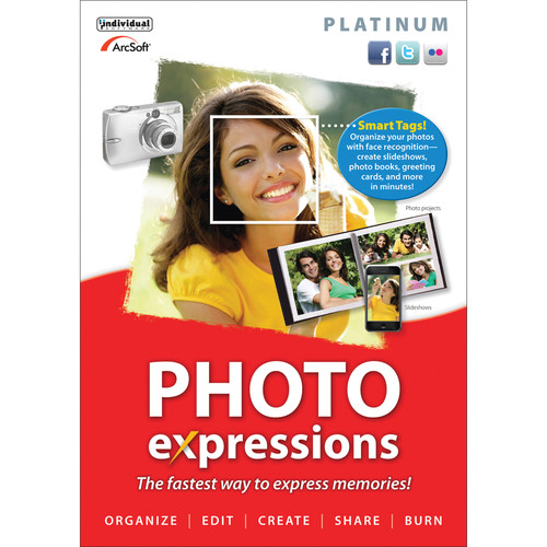 Individual Software Photo Expressions Platinum 5 (Download)