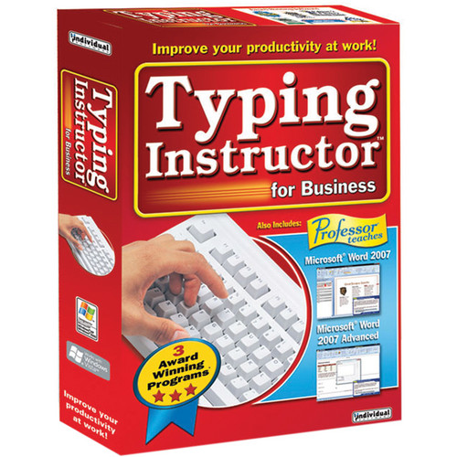 Individual Software Typing Instructor for Business 2 (Download)