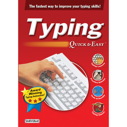 Individual Software Typing Quick and Easy 17 (Download)