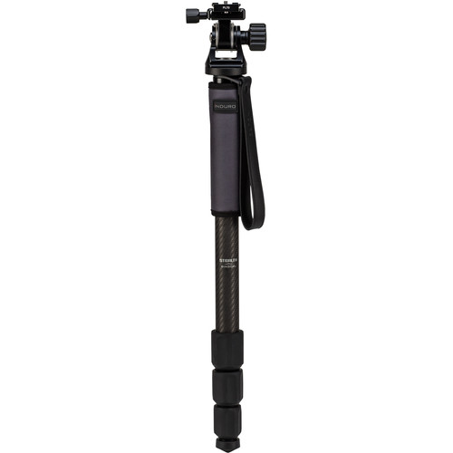 Induro GIM304LTH2 Grand Stealth Series 3 Carbon Fiber Monopod Kit with TH2 Tilt Head