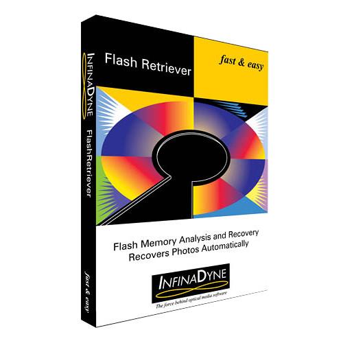 InfinaDyne Flash Retriever (Download)