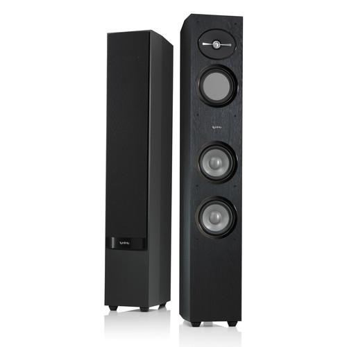 Infinity Reference R253 3-Way Floor-Standing Speaker (Each, Black)