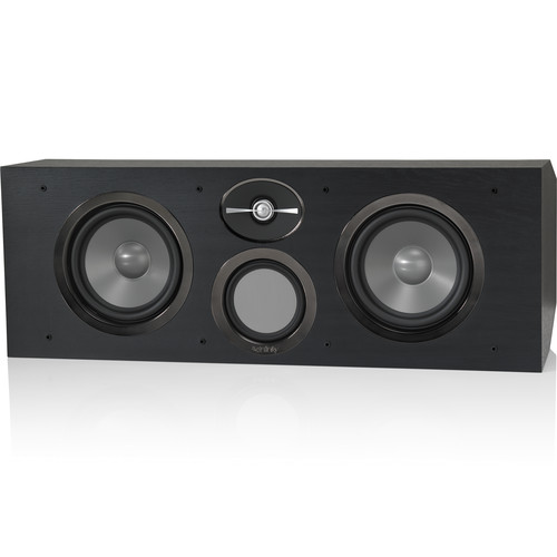 Infinity Reference RC263 3-Way Center Channel Speaker (Black)