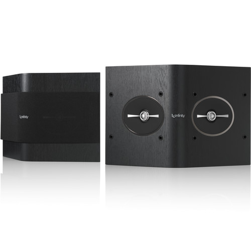 Infinity Reference RS152 2-Way Surround Speakers (Pair, Black)