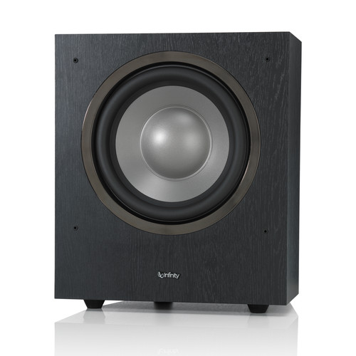 "Infinity Reference SUB R10 10"" 200W Subwoofer (Black)"