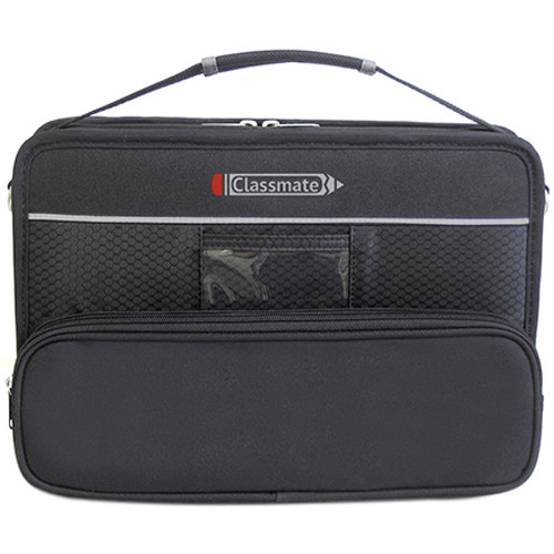 InfoCase Classmate Always-On Notebook Carrying Case (Black)