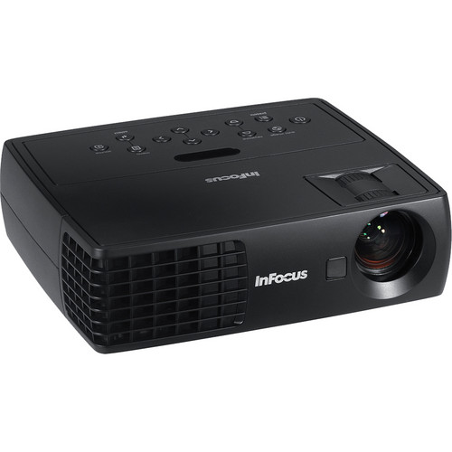 InFocus IN1112A WXGA DLP Mobile Projector