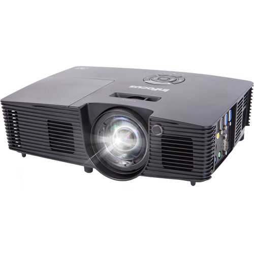 InFocus IN112V 3500-Lumen SVGA DLP Projector