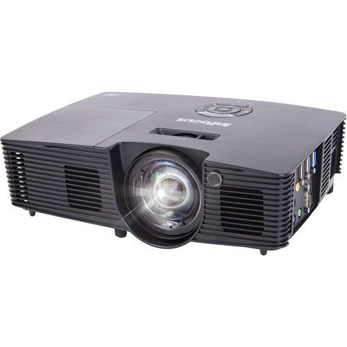 InFocus IN114xv 3400-Lumen XGA DLP Projector