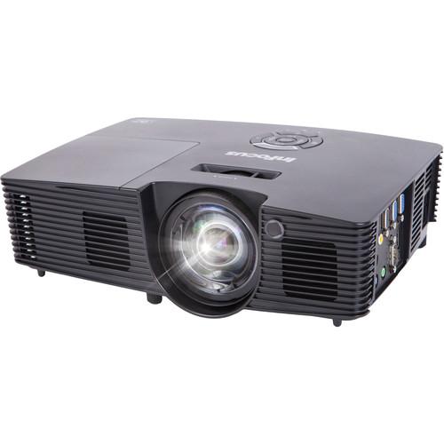 InFocus IN116xv 3400-Lumen WXGA DLP Projector