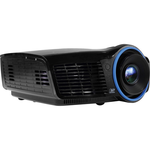 InFocus IN8606HD Full 3D 1080p Home Theater Projector