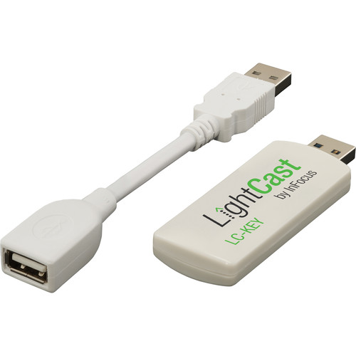 InFocus INA-LCKEY1 LightCast Wireless Adapter Key