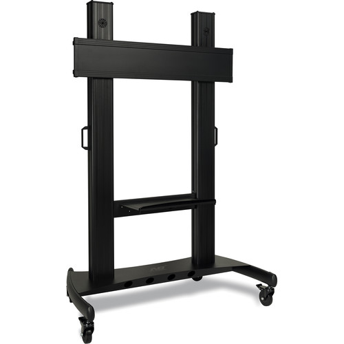 "InFocus Deluxe Mobile Cart for up to 100"" Display"
