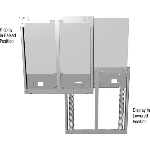 InFocus INA-MNTBB70 Vertical Lift Display Wall Mount