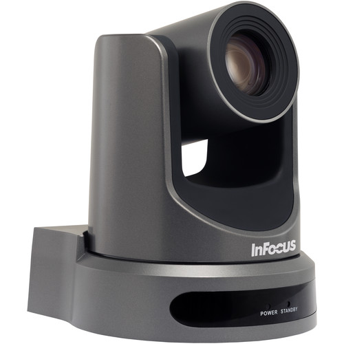 InFocus PTZ Camera with USB 3.0, Network, and HDMI
