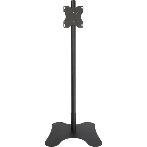 "InFocus Height Adjustable Floor Stand for 40"" DigiEasel & Select Small Thin Displays"