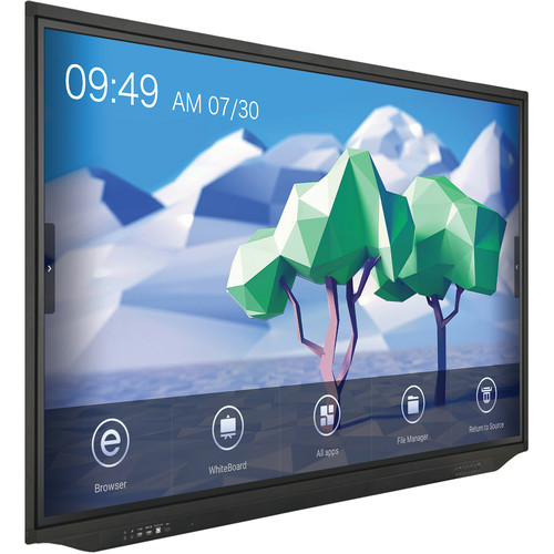 """InFocus INF5533E 55"""" JTouch Plus 4K 10 Point Touch Display (K-12 Users Only)"""