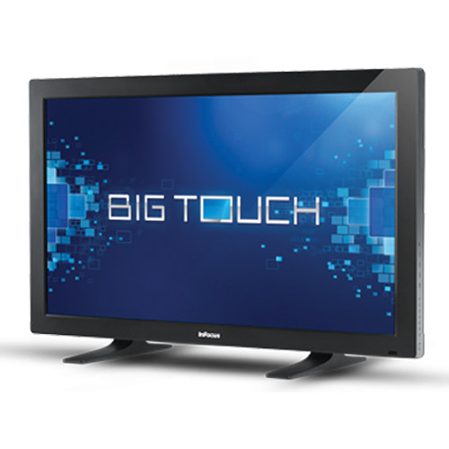 "InFocus 55"" BigTouch All-in-One Touch PC with Table Stand"