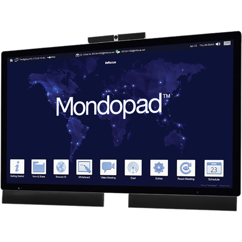 "InFocus 65"" Mondopad Display and Soundbar Kit"