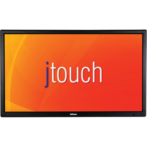 """InFocus JTouch INF7001a 70"""" Full HD 1080p Multi-Touch Commercial LED Monitor"""