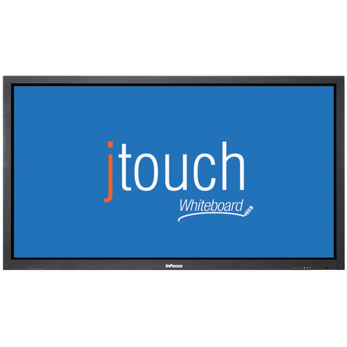 "InFocus JTouch 70"" 4K Touchscreen Interactive Whiteboard with Anti-Glare"