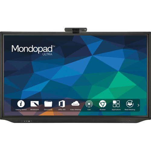 "InFocus INF75MU01 75"" Mondopad Ultra 4K Touch Display"