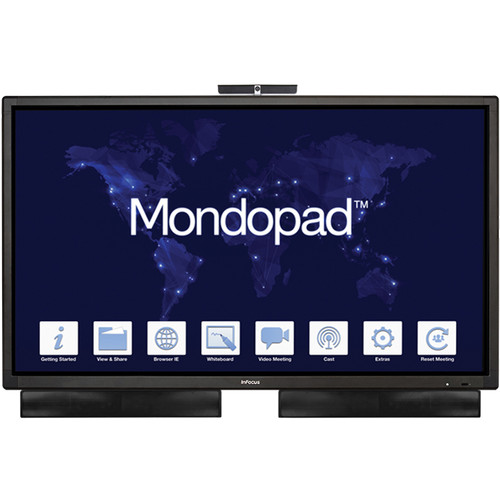 "InFocus Mondopad 80"" 4K Multi-Touch Display"