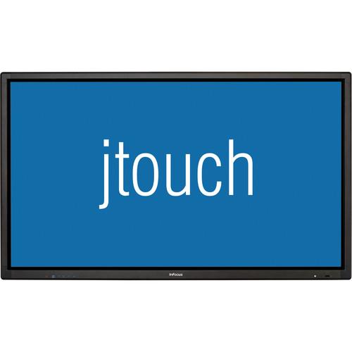 "InFocus JTouch 85"" 4K LED-Backlit Touchscreen Display"