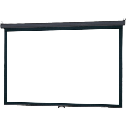 "InFocus SC-PDHD-106 Manual Pull-Down Projector Screen (52 x 92"")"