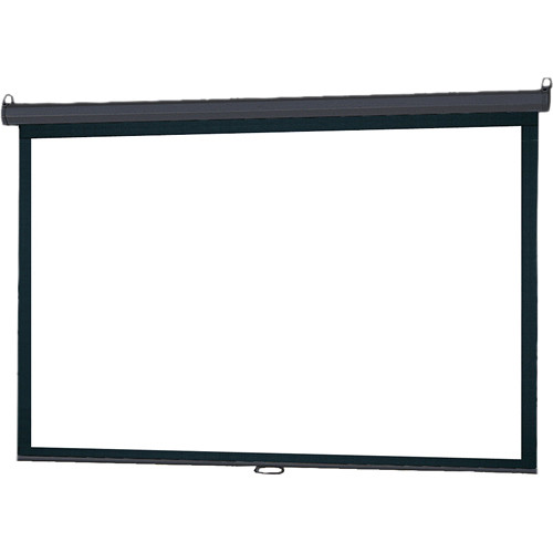 "InFocus SC-PDHD-92 Manual Pull-Down Projector Screen (45 x 80"")"