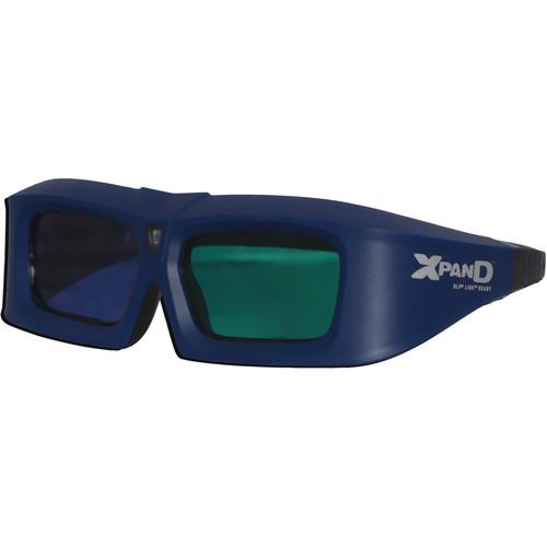 InFocus XPAND Edux 3 DLP Link 3D Glasses