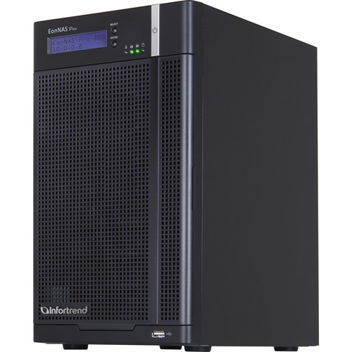 Infortrend EonNAS Pro 810 8-Bay NAS Tower for the Start of Centralized Management